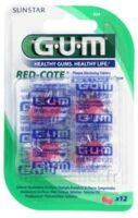 GUM REVELATEUR RED - COTE, bt 12 à VERNON