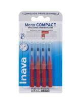 Inava Brossettes Mono-compact Rouge Iso 4 1,5mm à VERNON
