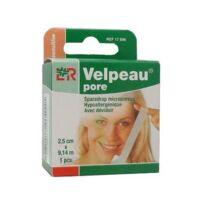 Velpeaupore Sparadrap microporeux 2,5cmx9,14m à VERNON
