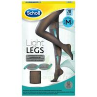 Scholl Light Legs™ Collants 20D Noir L