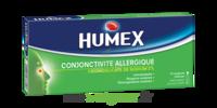 Humex Conjonctivite Allergique 2 %, Collyre En Solution En Récipient Unidose à VERNON