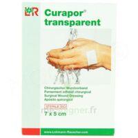 Velpeau Curapor transparent 5x7cm à VERNON