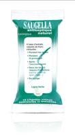 SAUGELLA ANTISEPTIQUE Lingette hygiène intime Paquet/15 à VERNON