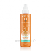 Vichy Capital Soleil SPF30 Spray anti-déshydratation beach protect 200ml à VERNON