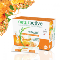 Naturactive Phytothérapie Fluides Solution Buvable Vitalité 20 Sticks/10ml à VERNON
