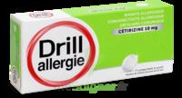 Drill 10 Mg Comprimés à Sucer Allergie Cétirizine Plq/7 à VERNON