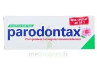 PARODONTAX DENTIFRICE GEL FLUOR 75ML x2 à VERNON