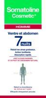 Somatoline Cosmetic Ventre Et Abdomen 7 Nuits Homme 150ml à VERNON