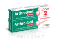 Pierre Fabre Oral Care Arthrodont Dentifrice Classic Lot De 2 75ml à VERNON