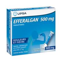 Efferalgan 500 Mg Glé En Sachet Sach/16 à VERNON