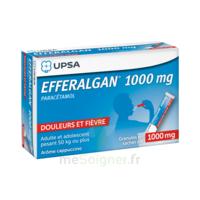 Efferalgan 1g Cappuccino Granules 8 Sachets à VERNON