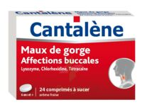 CANTALENE, comprimé à sucer à VERNON