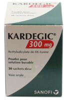 KARDEGIC 300 mg, poudre pour solution buvable en sachet à VERNON