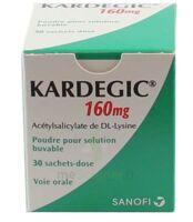 KARDEGIC 160 mg, poudre pour solution buvable en sachet à VERNON
