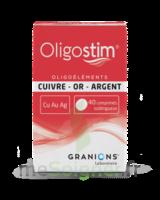 OLIGOSTIM Cuivre Or Argent Cpr subl T/40 à VERNON