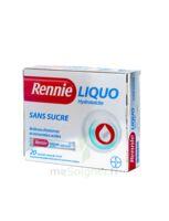 RENNIELIQUO SANS SUCRE, suspension buvable édulcorée à la saccharine sodique en sachet-dose à VERNON