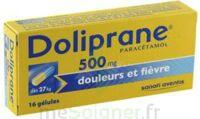 DOLIPRANE 500 mg Gélules B/16 à VERNON