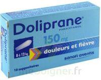 Doliprane 150 Mg Suppositoires 2plq/5 (10) à VERNON