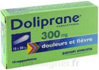 DOLIPRANE 300 mg Suppositoires 2Plq/5 (10) à VERNON