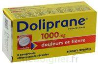 DOLIPRANE 1000 mg Comprimés effervescents sécables T/8 à VERNON