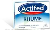 ACTIFED RHUME, comprimé à VERNON