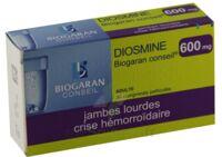 DIOSMINE BIOGARAN CONSEIL 600 mg, comprimé pelliculé à VERNON