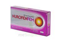 NUROFENFEM 400 mg, comprimé pelliculé à VERNON