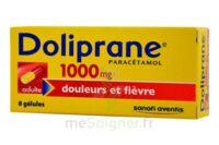 DOLIPRANE 1000 mg Gélules Plq/8 à VERNON