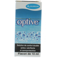 OPTIVE, fl 10 ml à VERNON