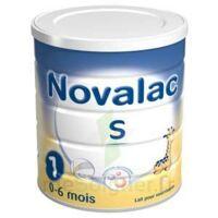Novalac S 1 Lait en poudre 800g à VERNON