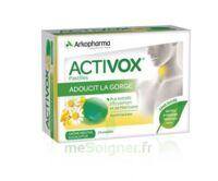 Activox sans sucre Pastilles menthe eucalyptus B/24 à VERNON