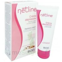 Netline Creme Depilatoire Visage Zones Sensibles, Tube 75 Ml à VERNON