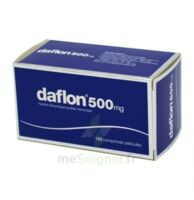 DAFLON 500 mg Cpr pell Plq/120 à VERNON