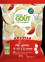 Good Goût Alimentation infantile mini galette de riz pomme Sachet/40g à VERNON