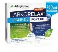 Arkorelax Sommeil Fort 8H Comprimés B/15 à VERNON