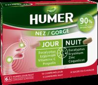 Humer Nez/gorge Jour&nuit 15 Comprimés à VERNON
