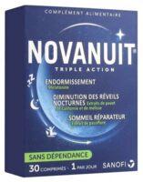 Novanuit Triple Action Comprimés B/30 à VERNON