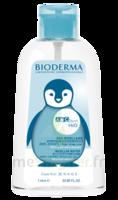 ABCDERM H2O Solution sans rinçage nettoyante bébé Fl pompe/1L à VERNON