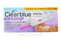 TEST D'OVULATION DIGITAL CLEARBLUE x 10 à VERNON