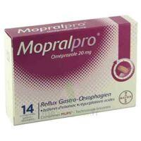 Mopralpro 20 Mg Cpr Gastro-rés Film/14 à VERNON