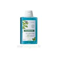 Klorane Menthe Aquatique Bio Shampooing Détox Fraicheur 200ml à VERNON