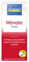 Boiron Mémoire Ginkgo Extraits de plantes Fl/60ml à VERNON