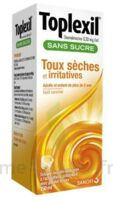 TOPLEXIL 0,33 mg/ml sans sucre solution buvable 150ml à VERNON