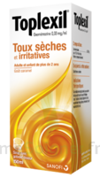TOPLEXIL 0,33 mg/ml, sirop 150ml à VERNON