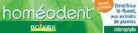 Boiron Homéodent Soin Complet Dents Et Gencives Pâte Dentifrice Chlorophylle Format Voyage T/25ml à VERNON