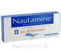 NAUTAMINE, comprimé sécable à VERNON