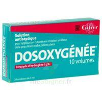 DOSOXYGENEE 10 VOLUMES, solution pour application cutanée en récipient unidose à VERNON
