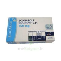 ECONAZOLE BIOGARAN L.P. 150 mg, ovule à libération prolongée à VERNON