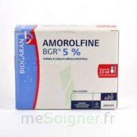 AMOROLFINE BGR 5 %, vernis à ongles médicamenteux à VERNON