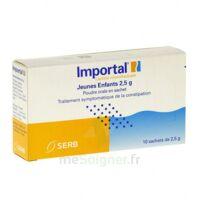 IMPORTAL JEUNES ENFANTS 2,5 g, poudre orale en sachet à VERNON